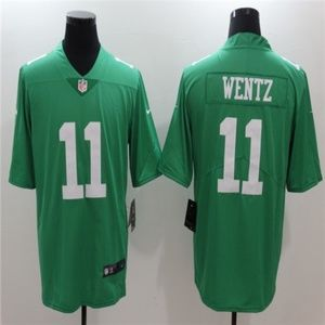 Carson Wentz #11 Philadelphia Eagles Jersey